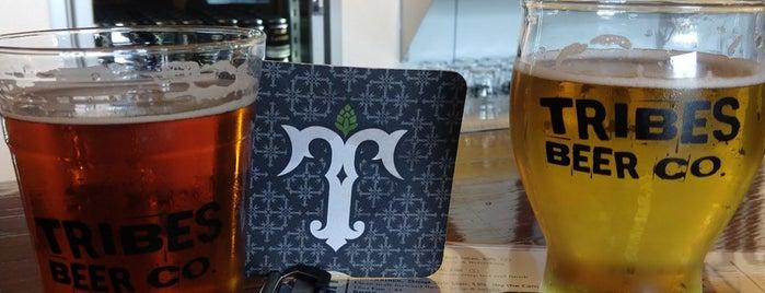Tribes Taproom & Beer Garden is one of ICBG Passport 2019.