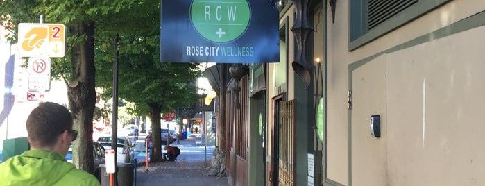 Rose City Wellness is one of Portland.