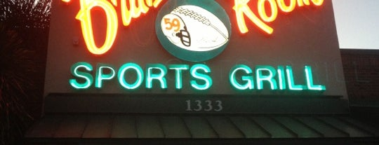Bru's Room Sports Grill - Boynton Beach is one of National Redskins Rally Bars.