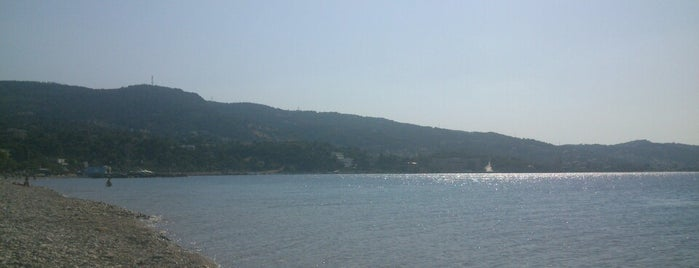 Agii Apostoli Beach is one of Locais curtidos por Tolis.