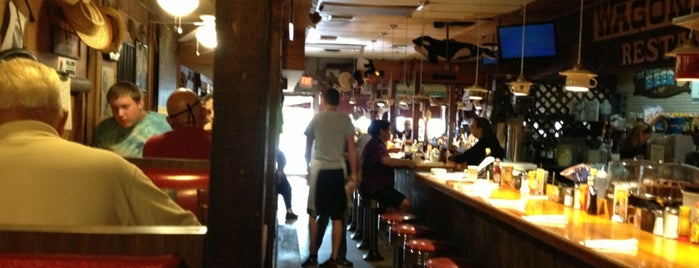 Wagons West is one of Lukas' South FL Food List!.