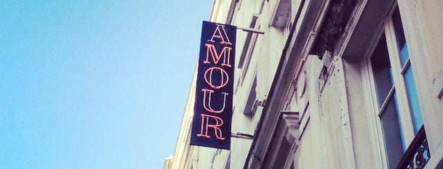 Hôtel Amour is one of Paris.