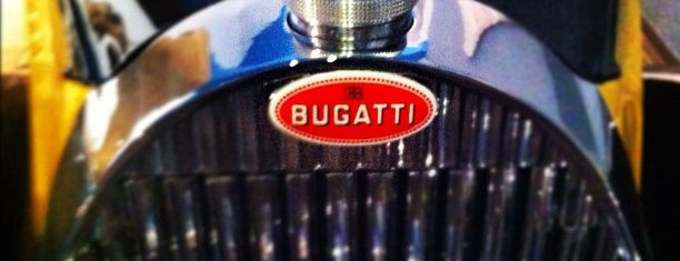 Bugatti SAS is one of Lugares favoritos de Michael.