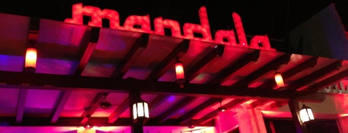 Mandala is one of México Hot Spots.