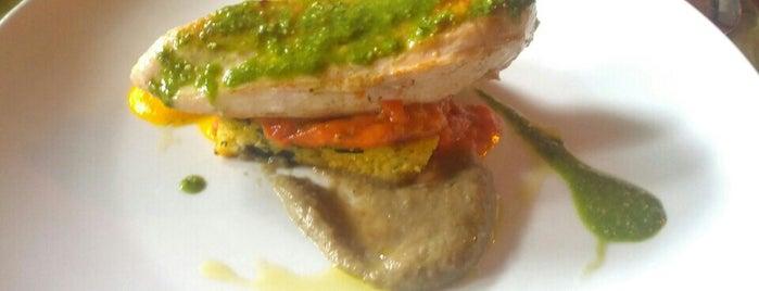 Origenes Restaurant is one of Comer sabroso en Valparaíso - Chile.