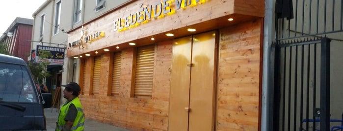 El Edén de Viña is one of Evanderさんのお気に入りスポット.