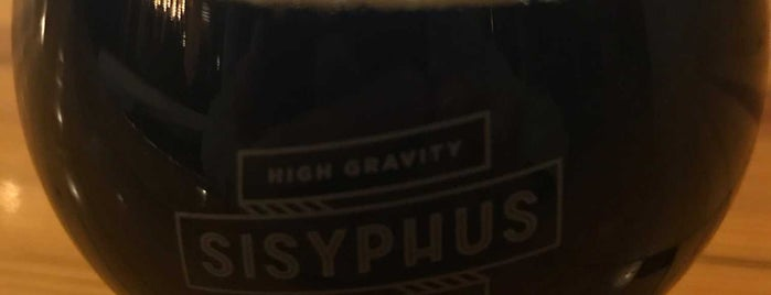 Sisyphus Brewing is one of MNN.