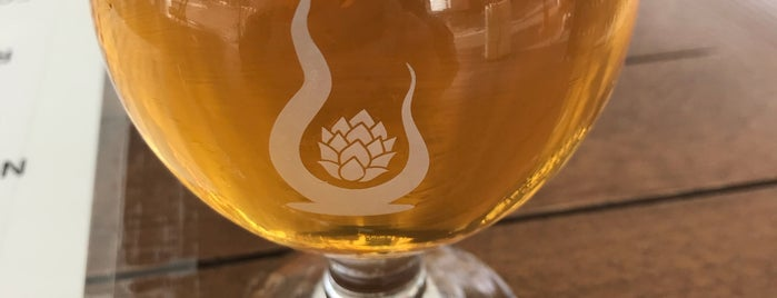 Counter Culture Brewery + Grille is one of Denver '19.