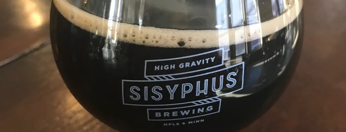 Sisyphus Brewing is one of Breweries or Bust 2.