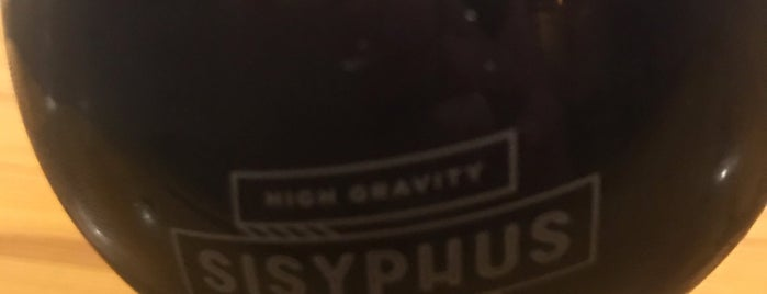 Sisyphus Brewing is one of TC Breweries.