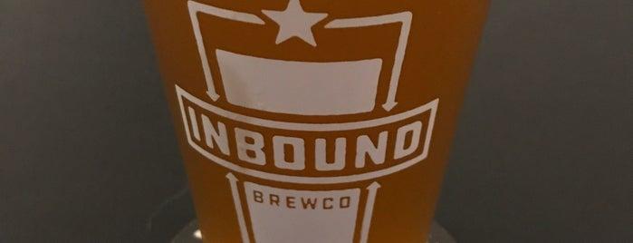 Inbound BrewCo is one of TC Breweries.