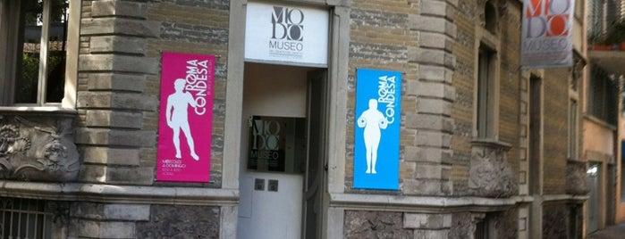 MODO Museo del Objeto del Objeto is one of Culturklub.