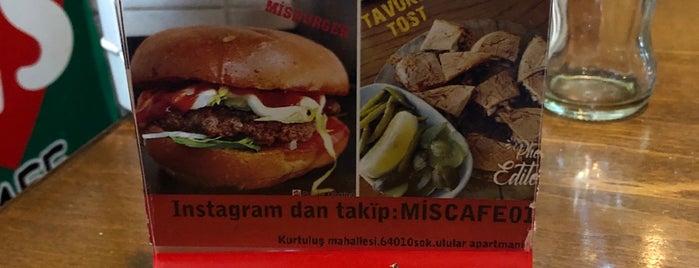 Mis Cafe is one of Orte, die Emre gefallen.