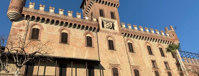 Castello di Mazzè is one of IT places-culture-history.