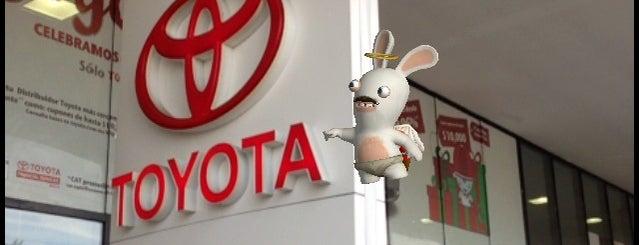Toyota is one of Lieux qui ont plu à alejandro.