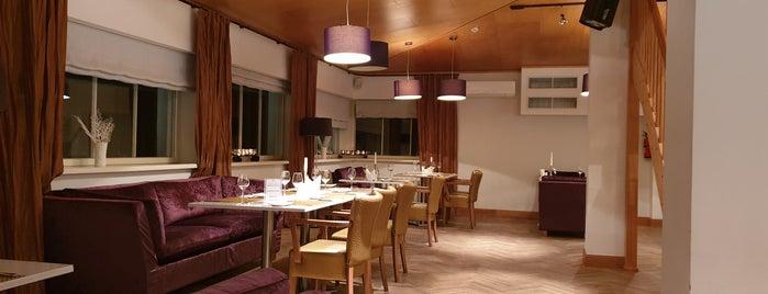 Restoran KUROORT is one of Posti salvati di Anna.