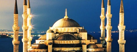 Sultan Ahmet Camii is one of Things to do in Istanbul.