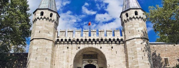 Palacio de Topkapı is one of Things to do in Istanbul.