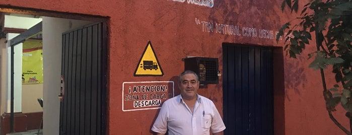 Aguas El Pocito is one of Street Food LATAM.