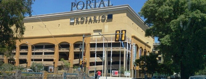 Portal Rosario Shopping is one of fungitron.