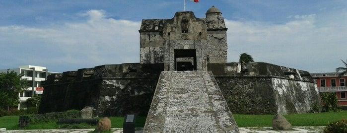 Baluarte de Santiago is one of Veracruz.