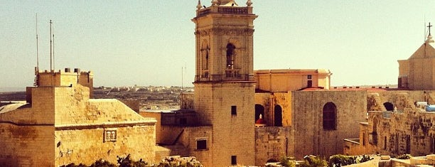 Cittadella is one of MaLta.
