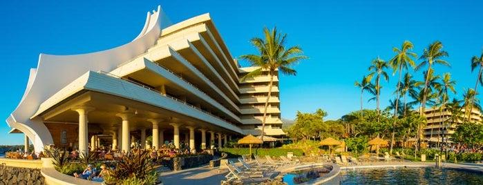 Royal Kona Resort is one of Hawaii.