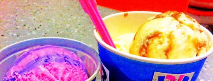 Baskin-Robbins is one of UAE: Dining & Coffee.
