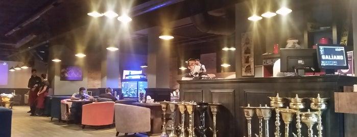 Galiano Lounge is one of Tempat yang Disukai Nika.