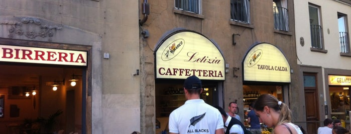 Caffetteria Letizia is one of Mr. & Mrs. Smith <3.