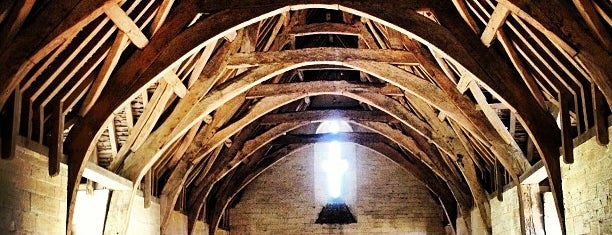 Tithe Barn is one of Locais curtidos por Carl.