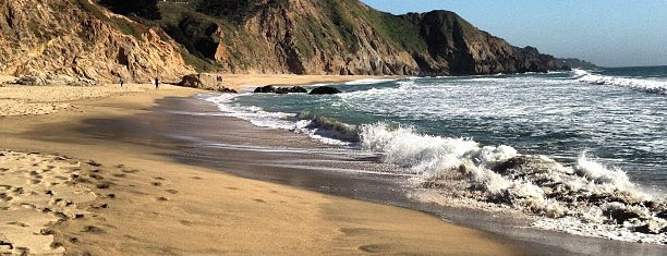 Gray Whale Cove State Beach is one of California Fun Times.