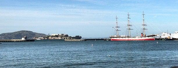 Aquatic Park is one of San Francisco.