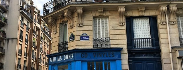 Paris Jazz Corner is one of Paris.