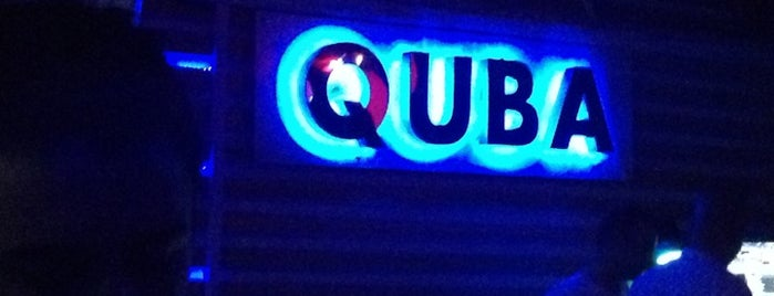 Quba Club is one of Lugares guardados de Özgür.