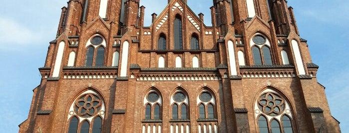 Katedra Floriańska is one of Warsaw.