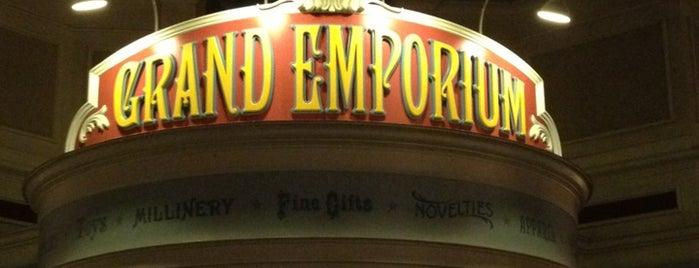 Grand Emporium is one of Locais curtidos por Shank.