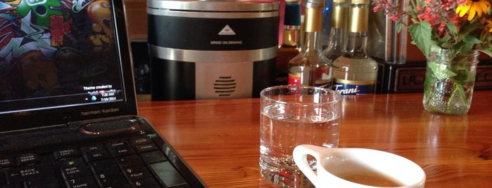 Thou Mayest is one of Caffeinated KC: the best cups of coffee in town.