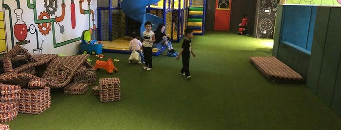 Андерсон is one of АСТАНА: Семейные рестораны / Child-friendly.