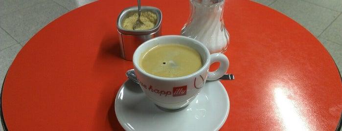 Illy Cafe Bar is one of Coffee - Café - Kaffee.