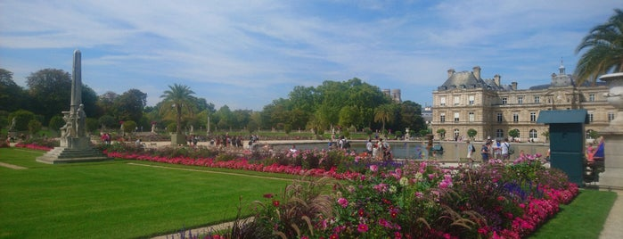 Grand Bassin du Jardin du Luxembourg is one of Paris 🇫🇷.
