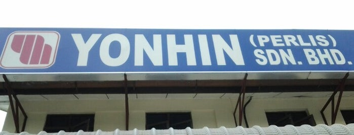 Yonhin is one of Yunus : понравившиеся места.