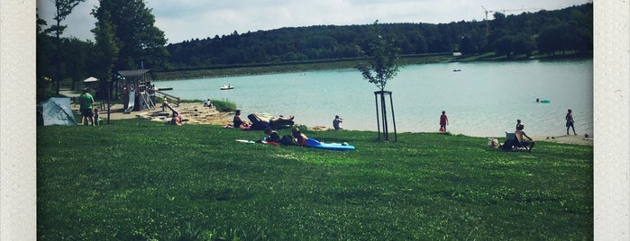 Ellertshäuser See is one of Lieux qui ont plu à Jonas.