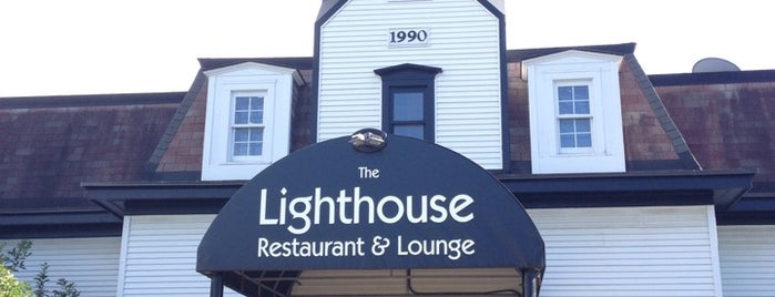 The Lighthouse Restaurant and Lounge is one of Foodie - Misc 1.