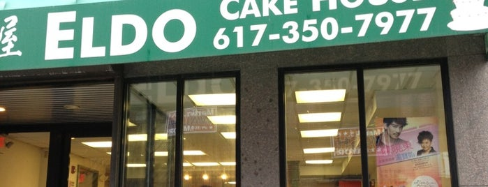 Eldo Cake House is one of Boston.