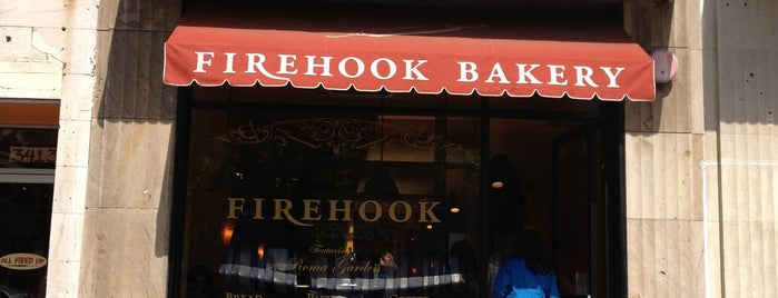 Firehook Bakery is one of Posti che sono piaciuti a Jingyuan.