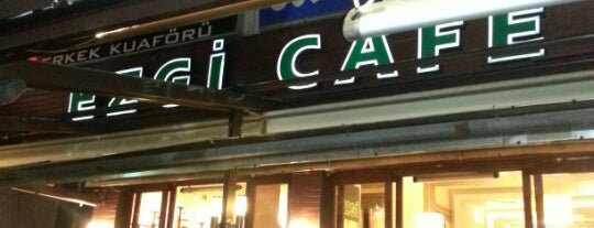 Ezgi Cafe is one of Ankara.