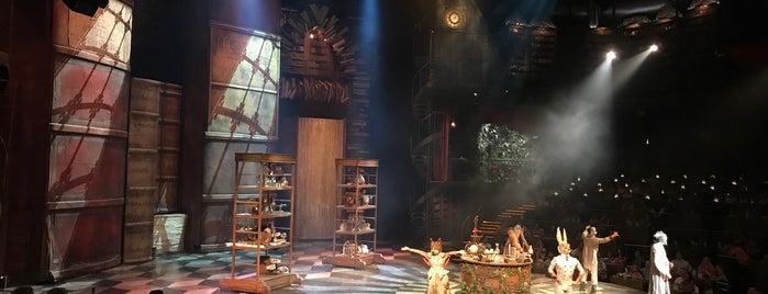 JOYÀ by Cirque Du Soleil is one of No restaurants zone 🙅🏻♀️ 🌎.