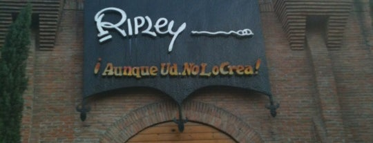 Museo Ripley is one of Museos visitados.