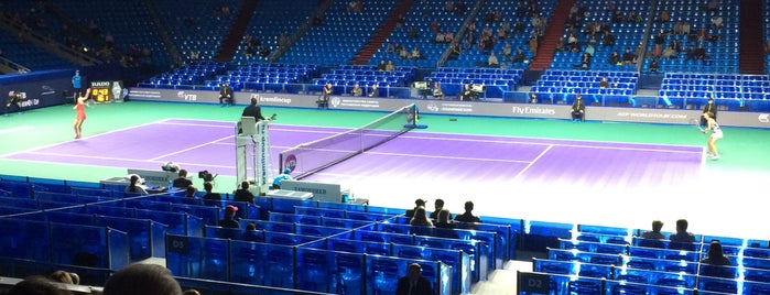 Sony Tennis Hotspot is one of Past Eurovision Song Contest venues.